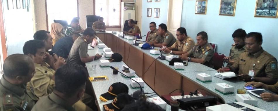 Pemerintah Kabupaten Kepulauan Anambas Adakan Rapat Tentang Penyakit Masyarakat